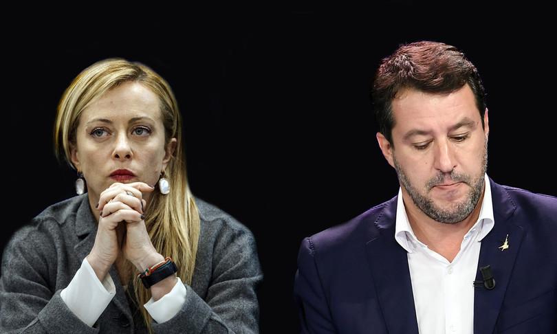 Giorgia Meloni Centrodestra Matteo Salvini Forza Italia Berlusconi