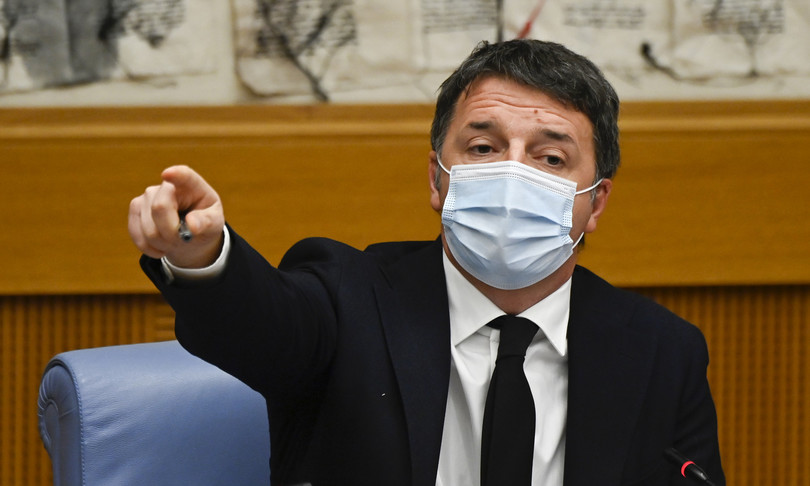 Matteo Renzi Giustizia Italia Viva Vaccino Green Pass
