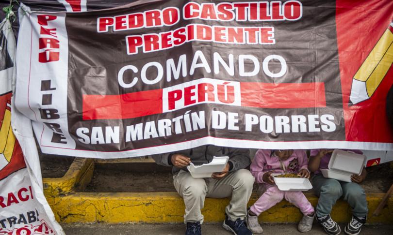 Peru candidato sinistra Castillo proclamato vincitore