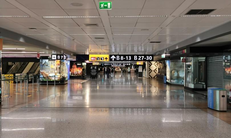 settore aereo 2020 nero aeroporti italiani perso passeggeri