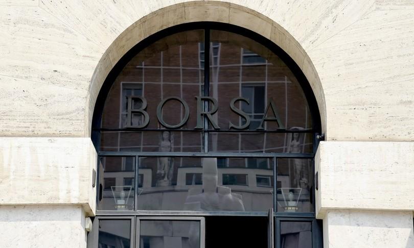 rimbalzo borse europee scende tasso btp
