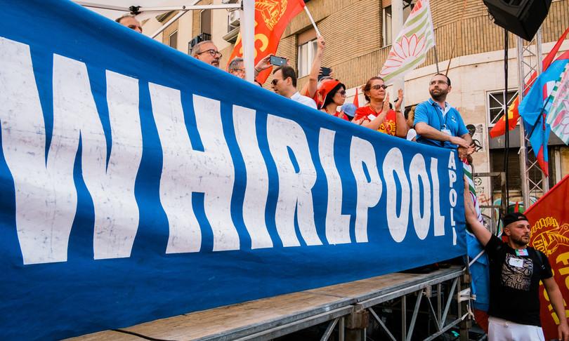 Whirlpool Napoli operaistazione centrale