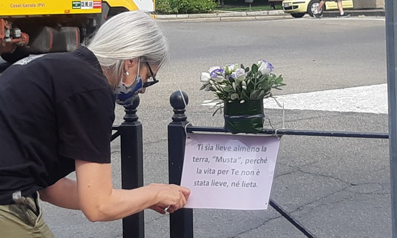 assessore voghera spara muore senzatetto