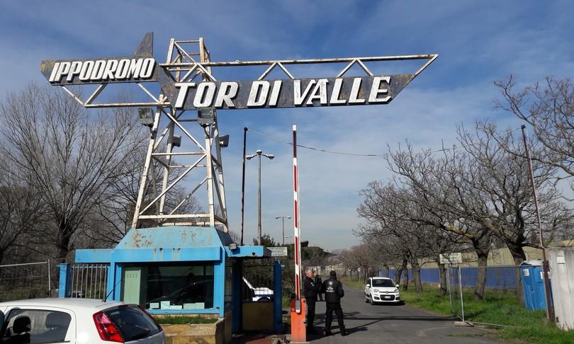 stadio roma addio tor valle