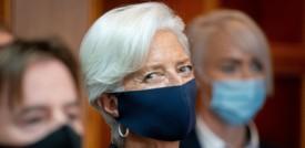 """Lagarde: """"Tassi bassi più a lungo. Bene la ripresa, ma attenzione al Covid"""""""