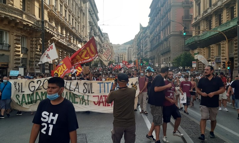 G20 Napoli blindata Cingolani ruolo chiave ambiente