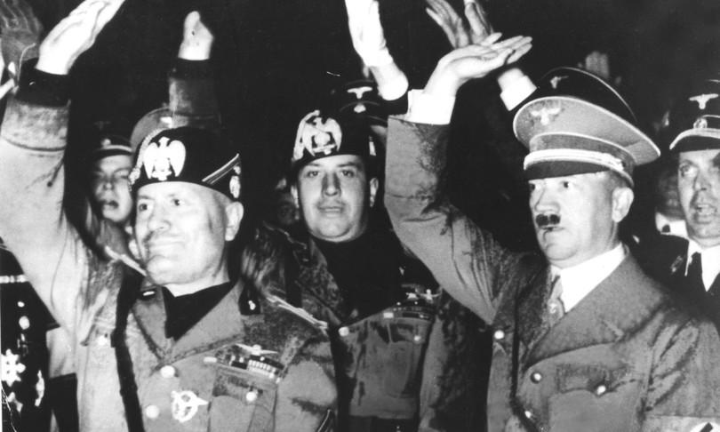 25 luglio 1943 il falso golpe del gran consiglio