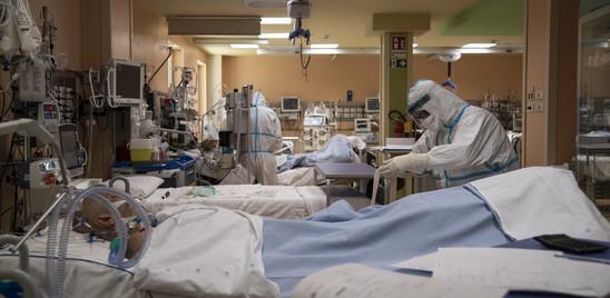 I ricoveri in terapia intensiva sono stabili. Boom di vaccinazioni