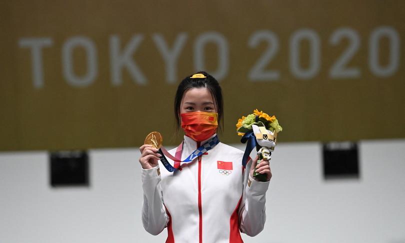 cinese qin yang primo oro tokyo
