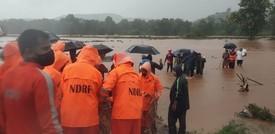 Alluvioni in India, almeno 129 morti nel Maharashtra