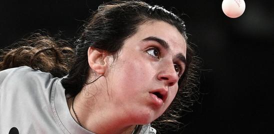 La dodicenne siriana Hend Zaza, l'atleta più giovane delle Olimpiadi, ha perso al debutto