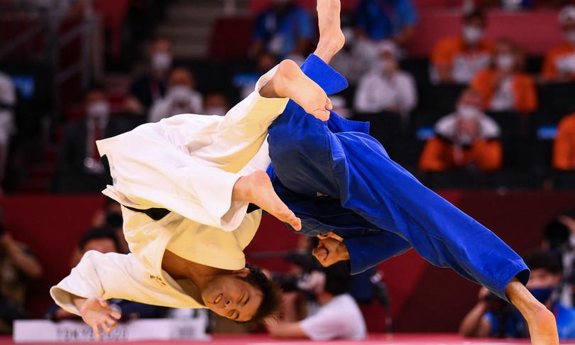 tokyo 2020 judo algeria israele