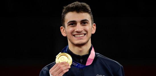 Vince Dell'Aquila. Il taekwondo regala il primo oro all'Italia a Tokyo 2020