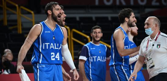 Esordio super per l'Italia del basket, battuta la Germania 92-82