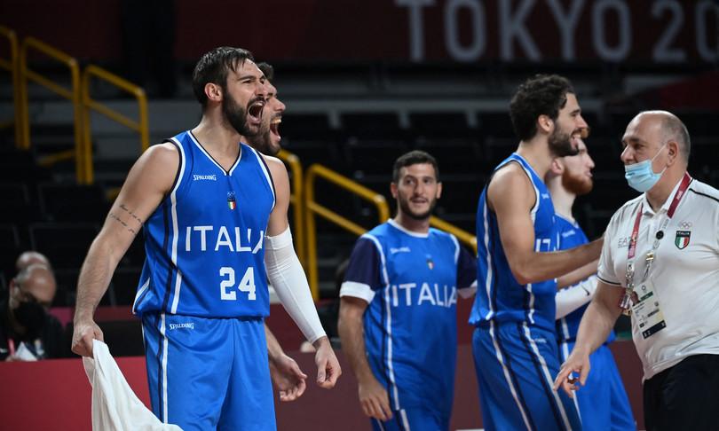 tokyo 2020 italia basket germania
