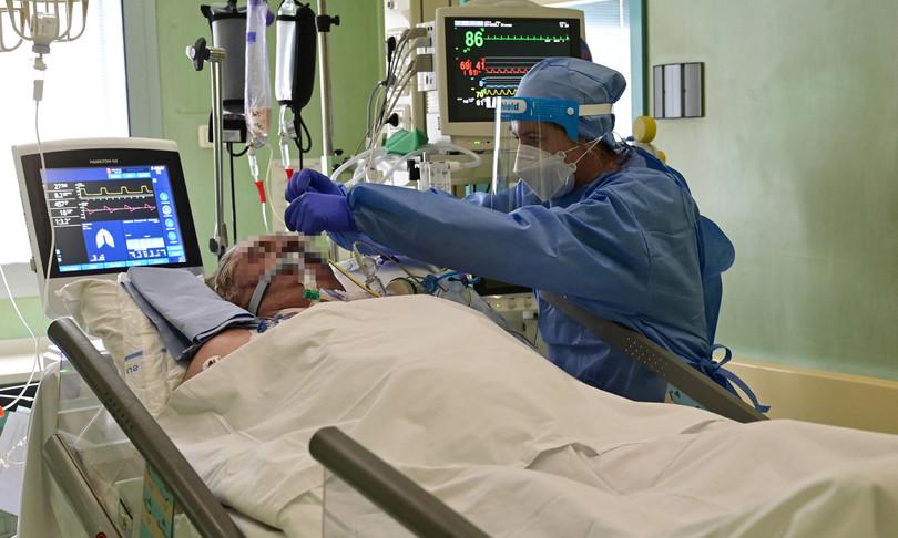 italia calo contagi ingressi terapia intensiva covid 19
