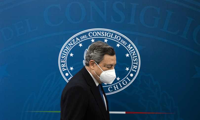 Draghi segue evolversi incendi sardegna piena solidarietà popolazione colpita