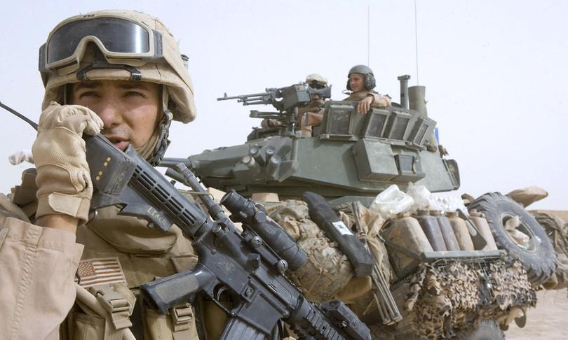 iraq biden fine impegno bellico usa