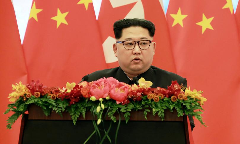 coree nord e sud tornano a parlarsi