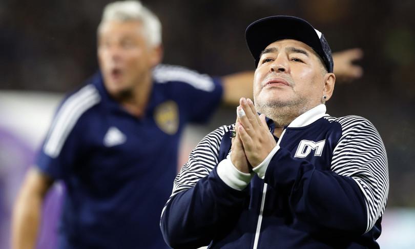 Maradona rimosso ex avvocato impegnato su caso morte