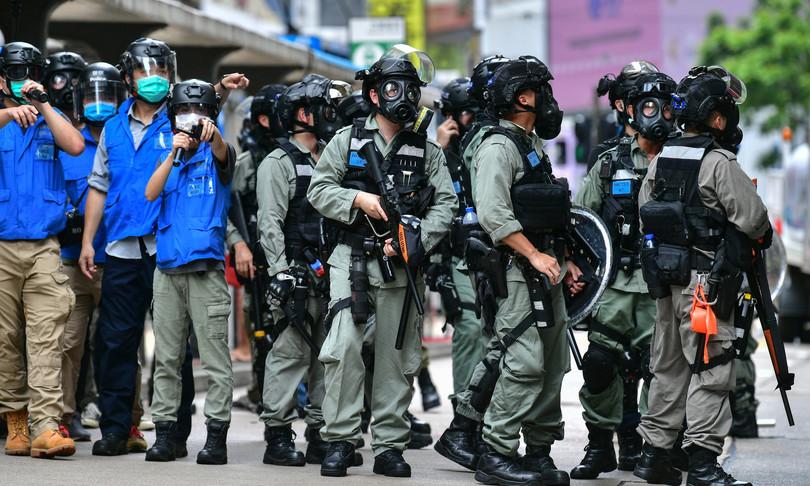 Prima condanna terrorismo Hong Kong 24enne rischia ergastolo