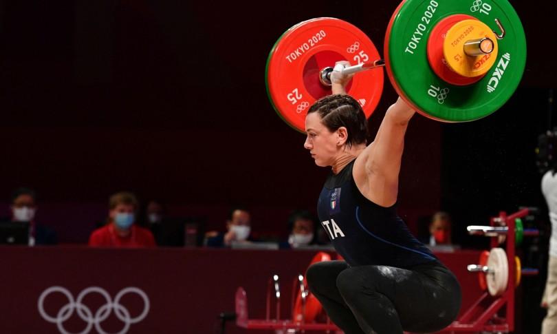 tokyo 2020 quarta giornata tre medaglie rosa italia sorpresa pesi