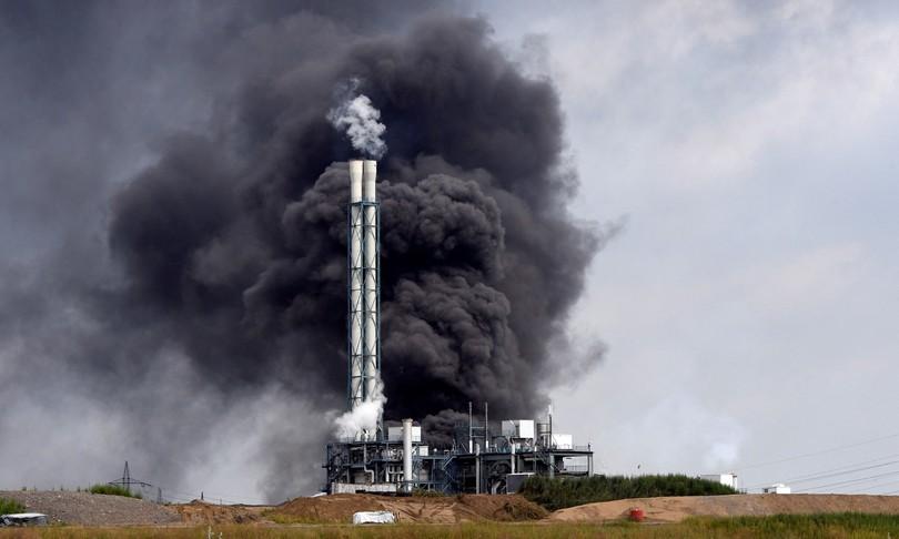 Germania esplode sito chimico
