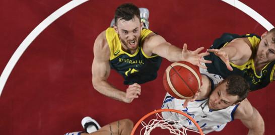 Il cuore non basta, l'Italbasket cade con l'Australia 86-83