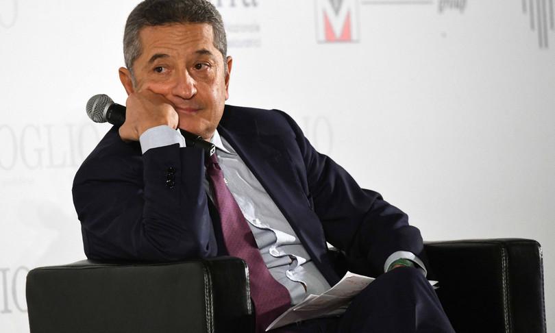 Bce Panetta economia su giri