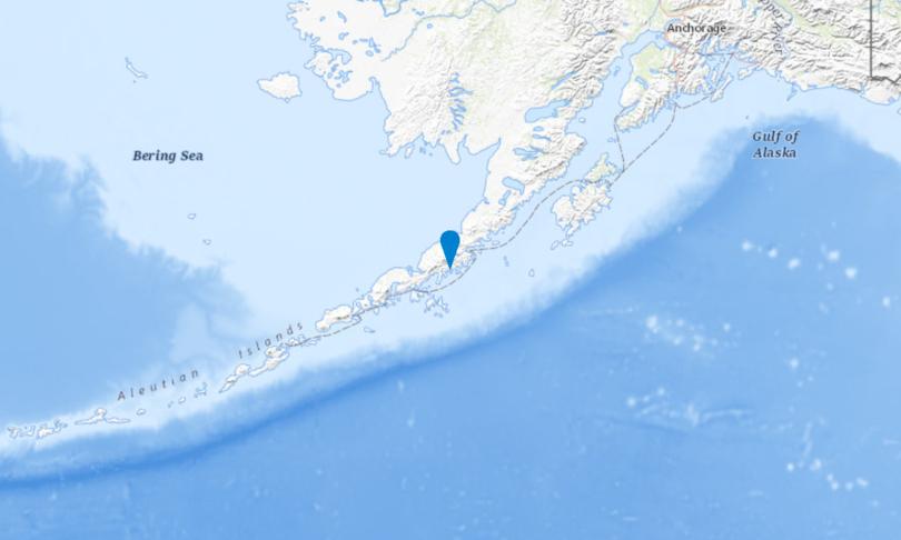Usa terremoto Alaska
