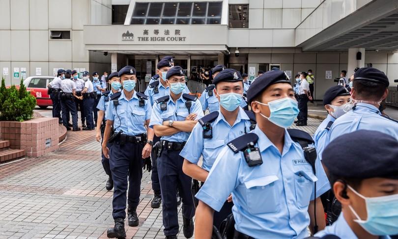 Hong Kong nove anni primo condannato legge sicurezza