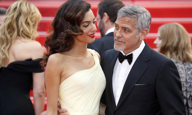 Vip: George Clooney e Amal, dopo i gemelli un terzo figlio?