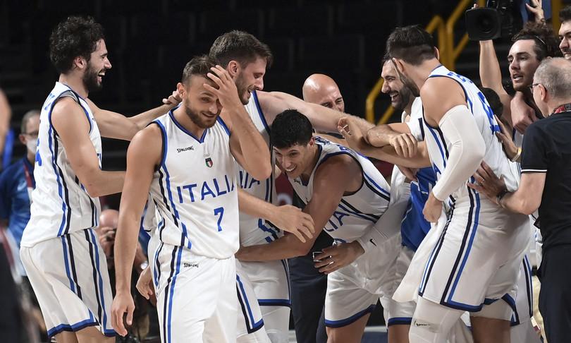 Tokyo 2020 basket Italia batte la Nigeria