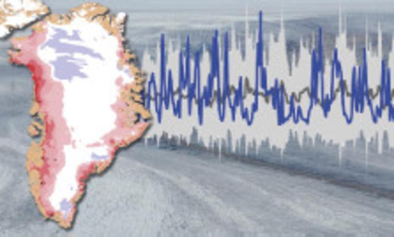 Caldo record Groenlandia ghiaccio sciolto Florida