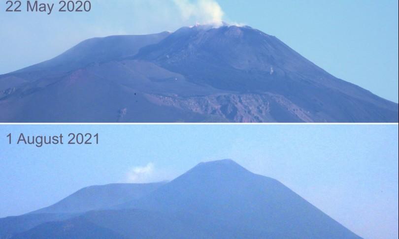 etna cratere ingv