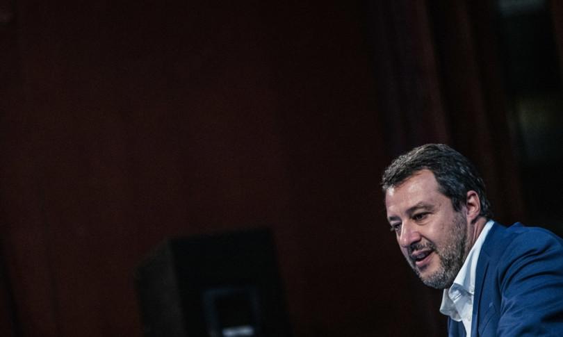 Salvini alza tensioneStop sbarchi difficile stare governo