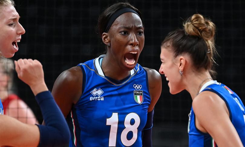 azzurre volley ko settebello pareggia con Ungheria