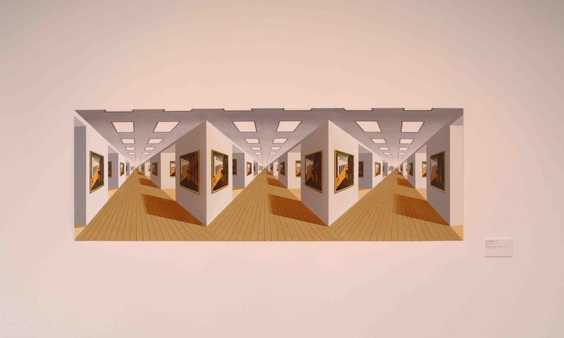 collezione Würth esposte Art forum di Capena