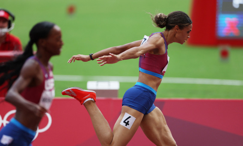 tokyo 2020 storia sydney mclaughlin record 400 mt ostacoli