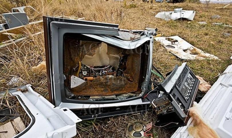 rottamazione televisori