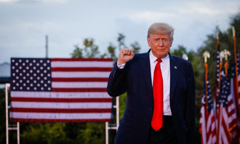 sondaggio per maggioranza americani Trump non deve ricandidarsi
