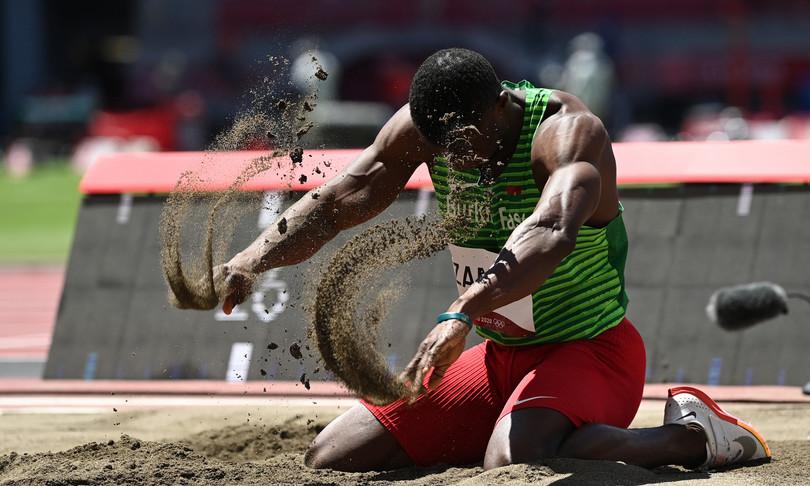 prima medaglia olimpiadi burkina faso zango