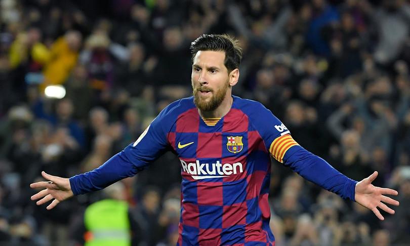 Calcio Messi non rinnova Barcellona