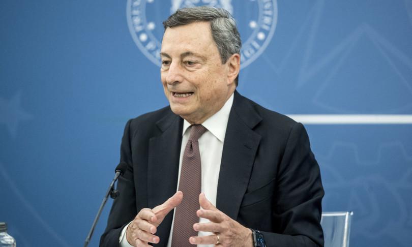 Draghi Abbiamo lavorato bene economia cresce piu del previsto