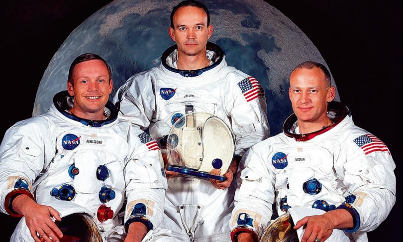 spazio apollo 11 luna