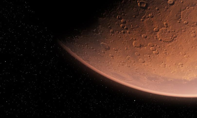 Scoperto in un meteorite un nuovo minerale, forse presente nel 'cuore' di Marte