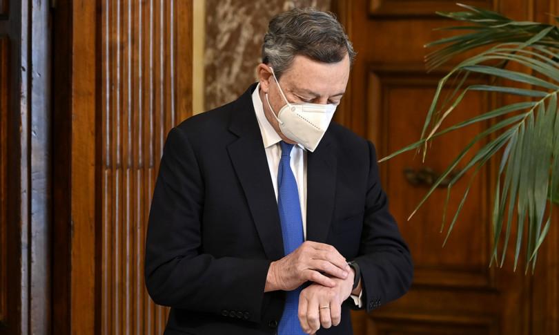 Appello Draghi vaccinatevi rispettate regole
