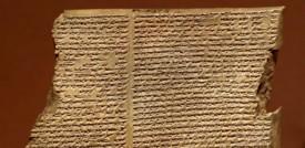 Torna a casa in Iraq la casa tavoletta d'argilla del Ciclo di Gilgamesh