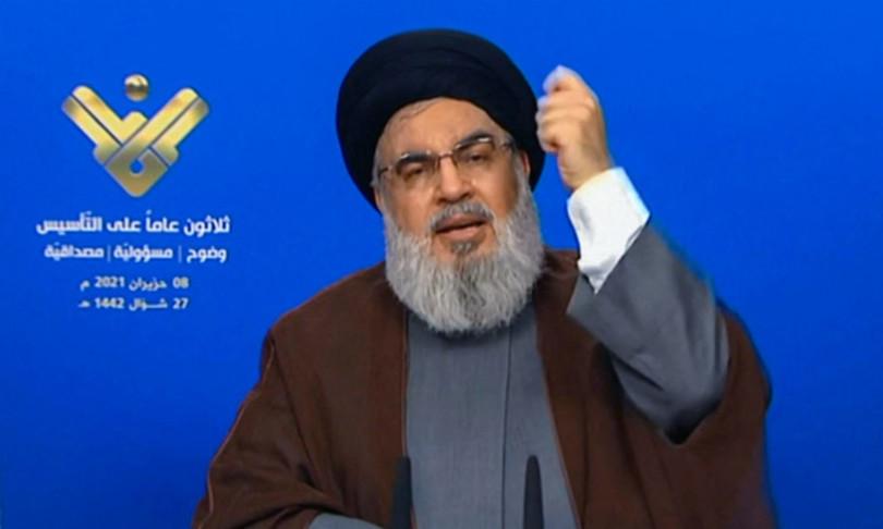 Nasrallah Israele ha paura farci guerra