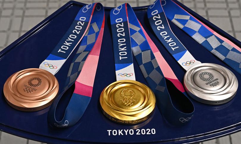 tokyo 2020 medaglie quanto costano medagliere